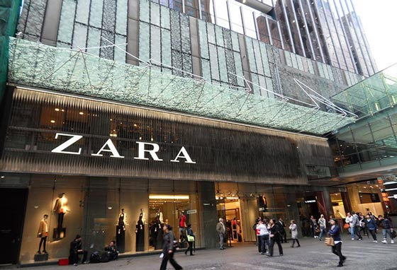 New Retail Shop In Plovdiv- Zara