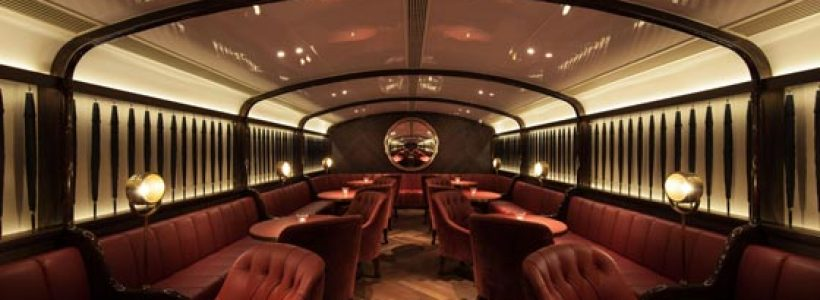 FOXGLOVE Lounge-Bar, Hong Kong.