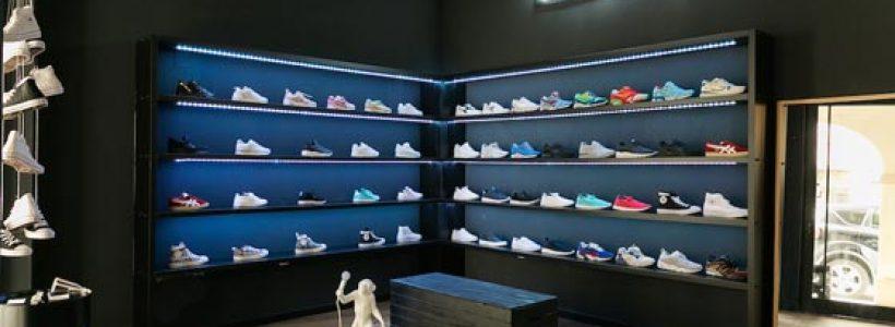 A Treviso apre HABITAT, nuovo concept-store di sneakers limited edition.