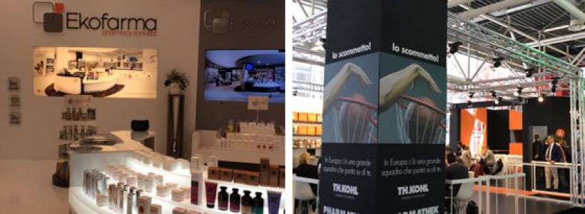 COSMOFARMA EXHIBITION 2016 celebrates its 20th edition with record numbers