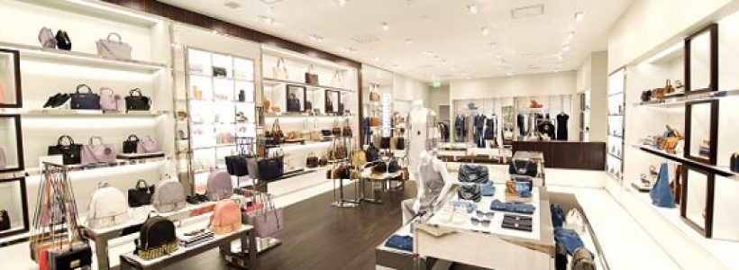 Fashion accessories brand Michael Kors has opened a new flagship store