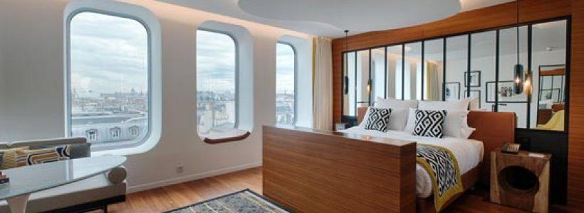 Il nuovo Renaissance Paris Republique Hotel porta design e stile nel quartiere parigino Republique