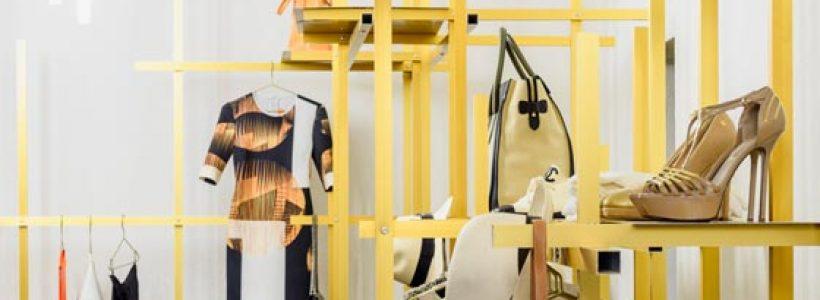 TROQUER Fashion House by Zeller & Moye.