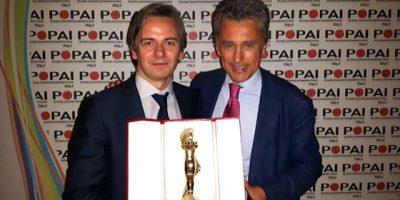 """A Cefla il """"Popai Award 2016"""" per il progetto di proximity marketing."""