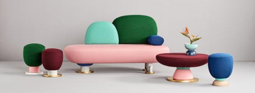 Masquespacio's Toadstool Design Collection.