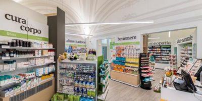 FARMACIE SFERA, da Cefla Shopfitting il nuovo concept.