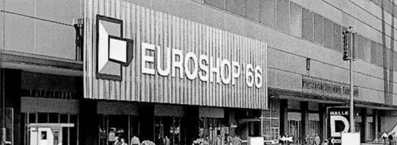 50 ANNI di EuroShop   Una carriera internazionale made in Düsseldorf.