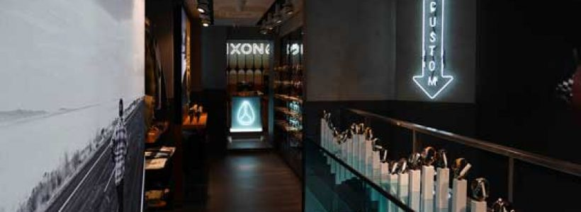 Checkland Kindleysides and Nixon Partner on the Design of Nixon's new London Store.