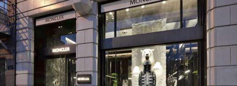 MONCLER apre la sua prima boutique a San Francisco.