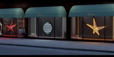 ROGER DUBUIS pop-up