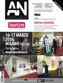 Rivista AN Shopfitting Magazine no 130