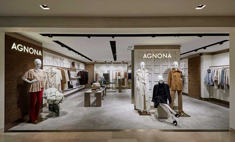 agnona flagship store Seoul