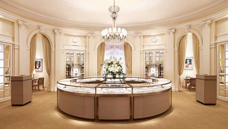 Cartier flagship store New York