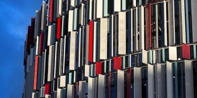 Il restyling del CENTRO SARCA: nuovi colori, forme, luci e materiali.