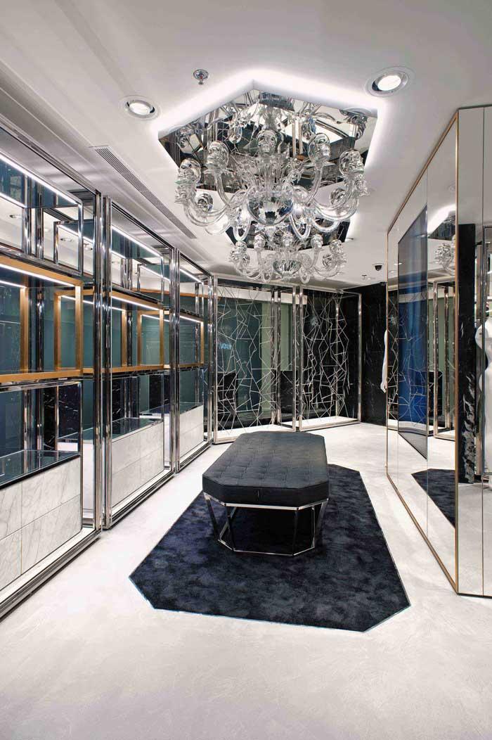 Architetto Claudio Pironi retail design