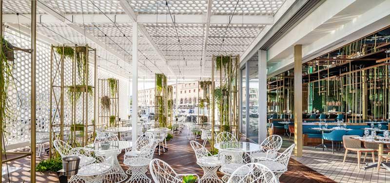 El Equipo Creativo ristorante One Ocean Club Barcellona