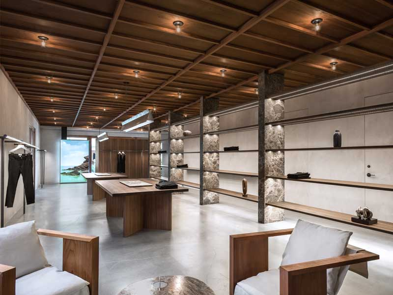 Frame store Los Angeles Christian-Halleröd