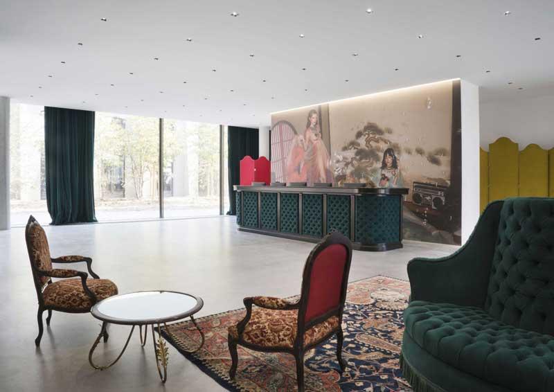 Gucci Hub Milano Progetto Piuarch