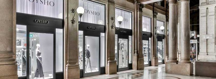Aperto a Roma il nuovo flagship store OYSHO
