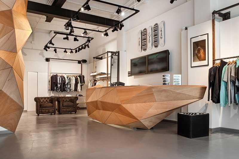 Lucia Andrea Forni flagship store IUTER Ibiza