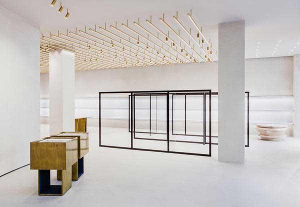Jil Sander Concept Store