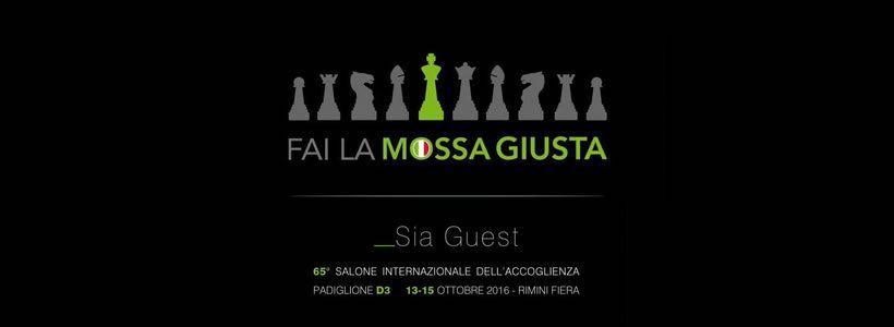 Il design d'avanguardia in 250 mq di resina API al Sia Guest 2016 di Rimini