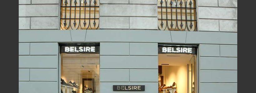 A Milano la prima boutique del brand di accessori maschili BELSIRE.