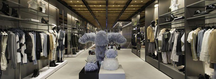 DIESEL apre un nuovo flagship store a Londra.