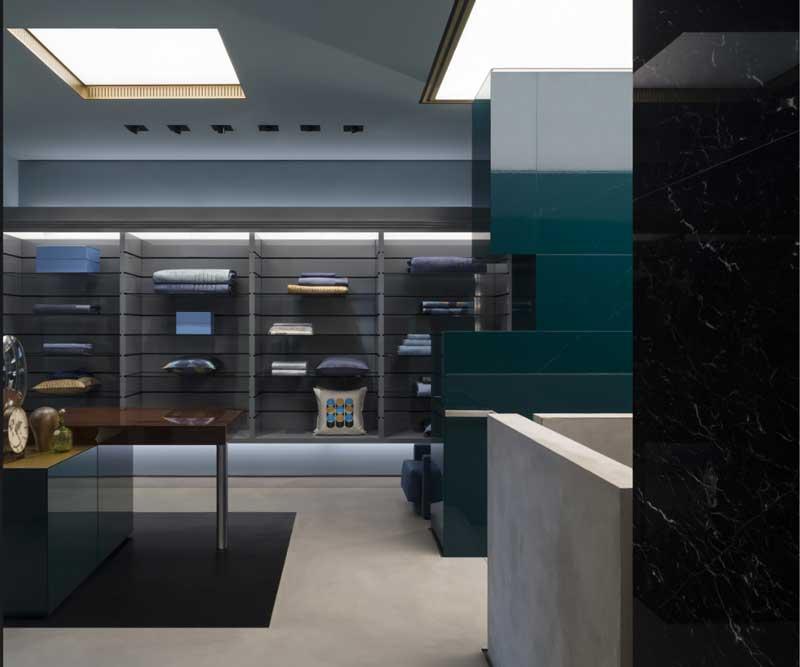 Frette flagship store Londra