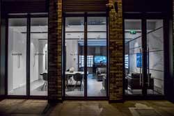 Gruppo Cosentino Showroom Londra