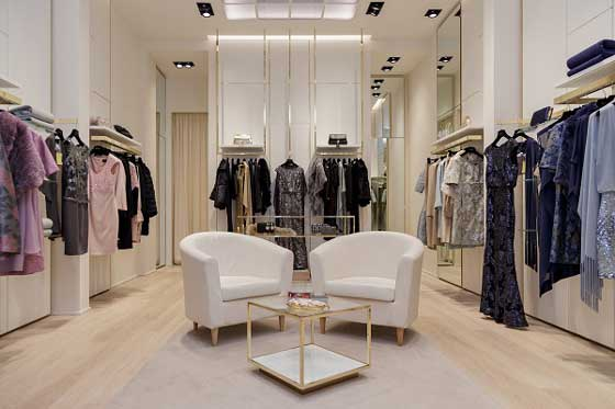 LUISA SPAGNOLI UK store London