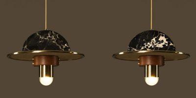 Masquespacio designs the Shade lamp for RACO.