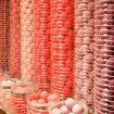 A Madrid la prima boutique di lampadari fai da te di design.