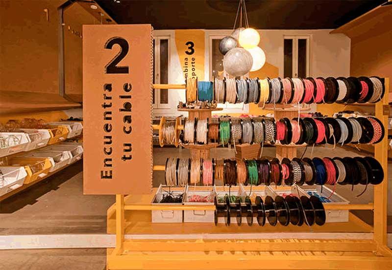 Lampadari fai da te boutique Luciolé