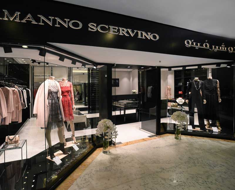 Ermanno Scervino boutique Kuwait City