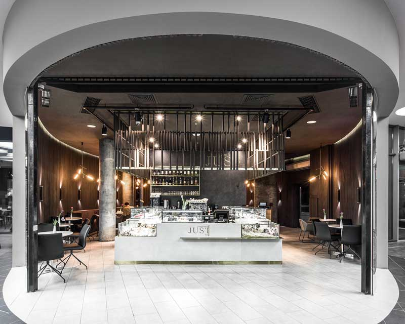 YOD Studio Design Just Pasticceria