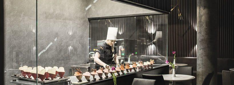YOD Studio progetta la Pasticceria Just di Leopoli.