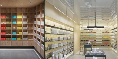 MALIN+GOETZ Concept stores by Jonathan Tuckey
