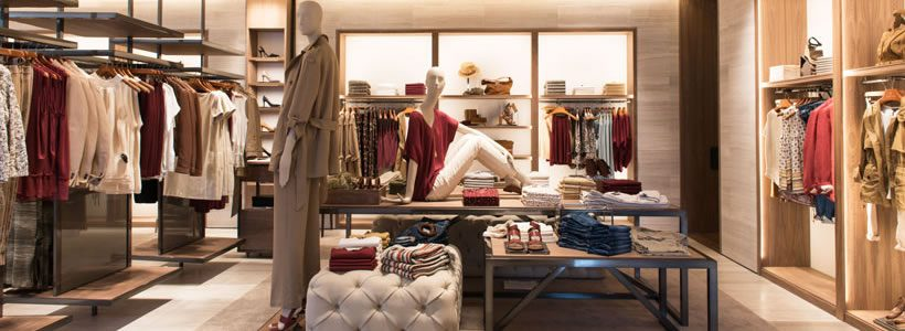 MASSIMO DUTTI flagship store, Mexico City.