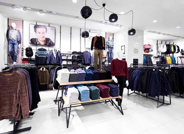 O'Stin concept store Grottini