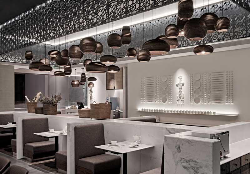 Rigi Design xi ding dumpling restaurant