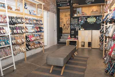 Casa Perky flagship store Eduardo Becker