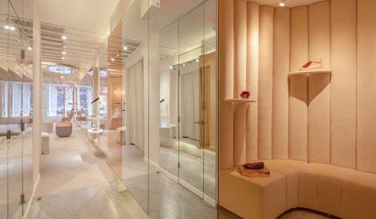Lo Studio CHRISTIAN LAHOUDE firma il flagship store JOSEFINAS.