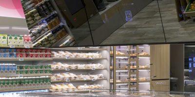 CEFLA SHOPFITTING trasforma in realtà il supermercato del futuro di Coop.