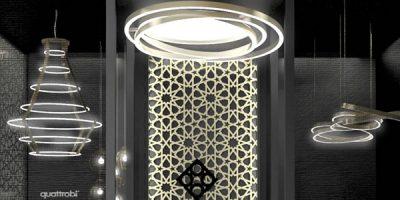 GAA firma la prima collezione decorativa di QUATTROBI.