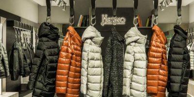 Primo flagship store a Seoul per HERNO.