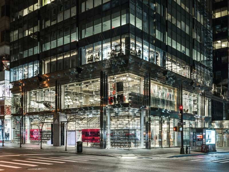 adidas flagship store new york