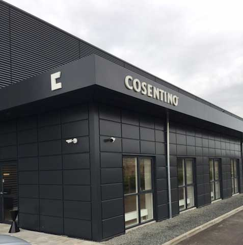 Gruppo Cosentino center Danimarca