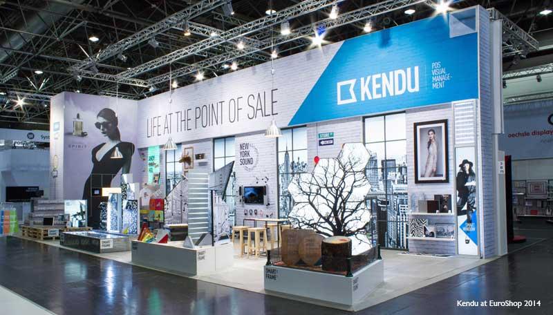 kendu in store visual solutions Euroshop 2017