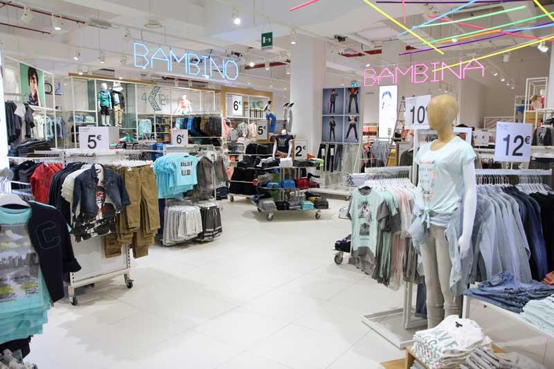 KIABI sviluppo retail Italia